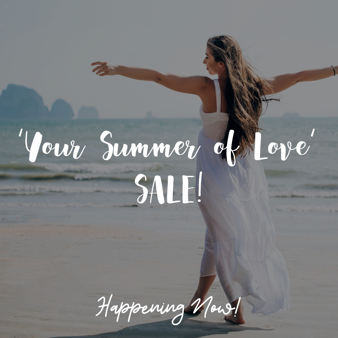 Summer of Love Sale